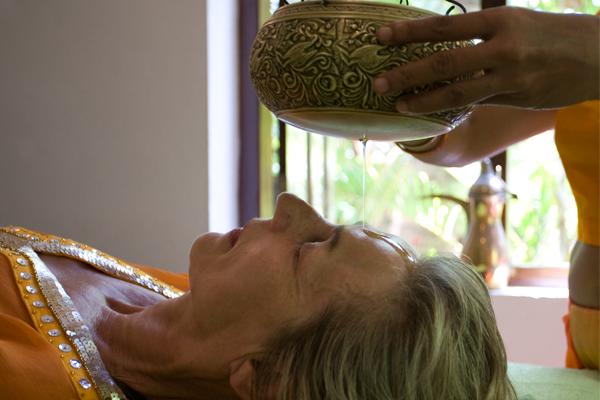 Ayurveda Behandlung in der Ayurveda hotel