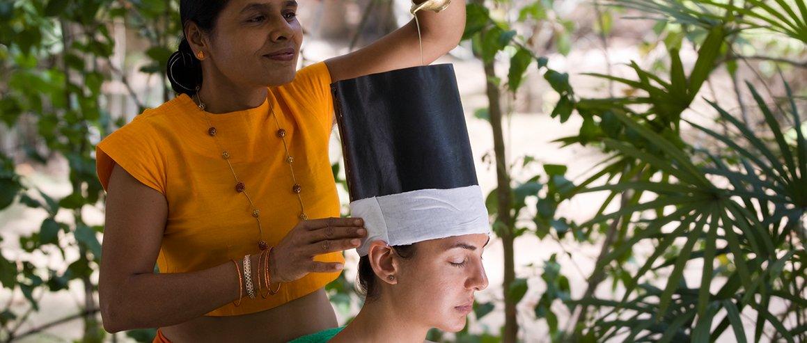 Kati vasti ist ein wichtiger Teil des Ayurveda in Sri Lanka