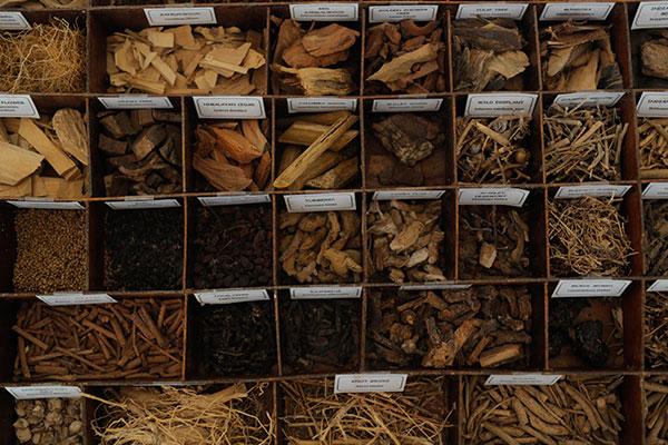 Medizin im das Ayurveda Kurzentrum in Sri Lanka