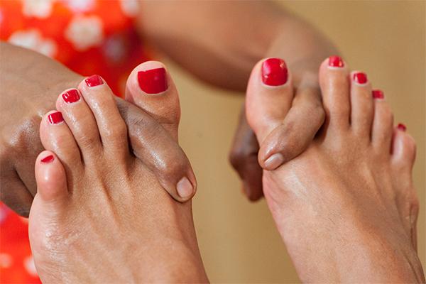 Massage im Surya Lanka Ayurveda Hotel