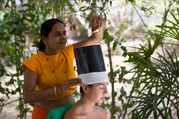 Panchakarma behandlungsplan im Surya Lanka