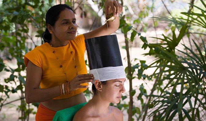 Ayurveda Behandlung in Sri Lanka Ayurveda hotel