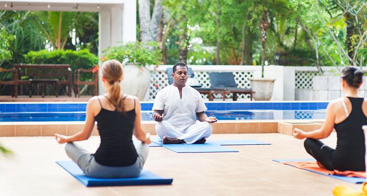 Yoga und Ayurveda inmitten der Natur in Sri Lanka